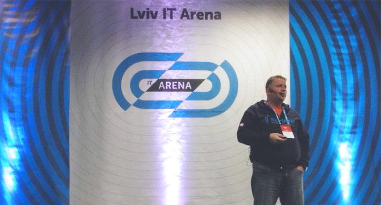 Noosphere at Lviv IT Arena