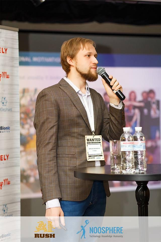 Sergey Nikolenko at AI Rush 2017