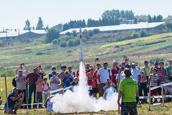 Noosphere organized Ukraine Rocketry Challenge