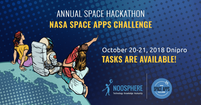 Space hackaton hosted by Noosphere