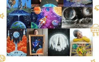 Noosphere Space Art Challenge